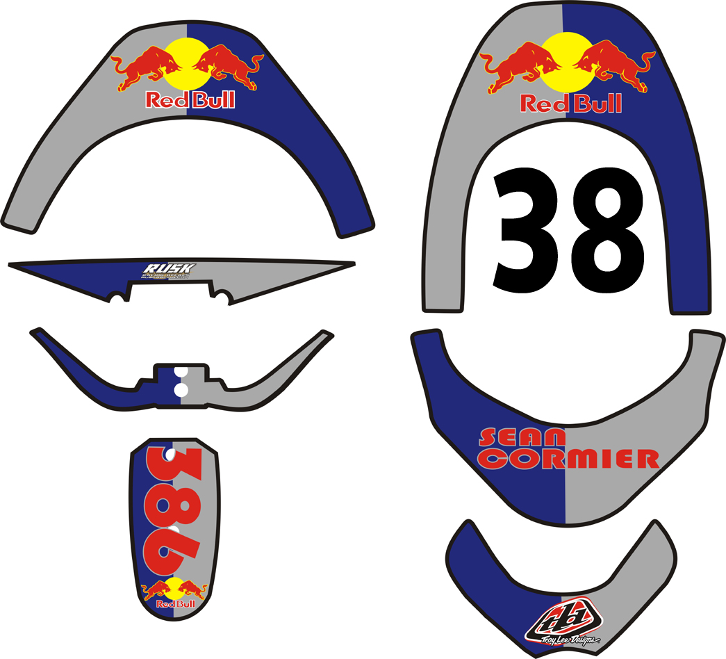 Alpinestar Custom Graphics